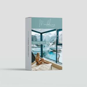 Berge - pilotmadeleine Lightroom Preset für Instagram