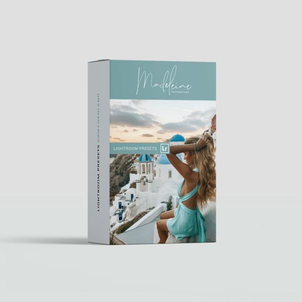 Griechenland - pilotmadeleine Lightroom Preset for Instagram