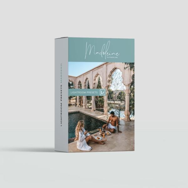 marokko - pilotmadeleine Lightroom Preset für Instagram