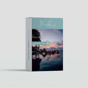 Malediven - pilotmadeleine Lightroom Preset für Instagram