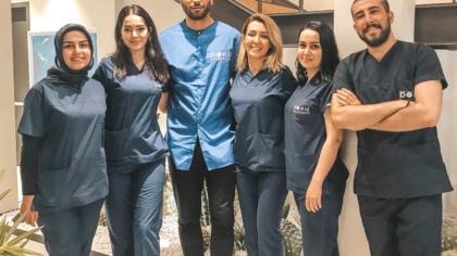 Haartransplantation in Türkei - Pilot Madeleine