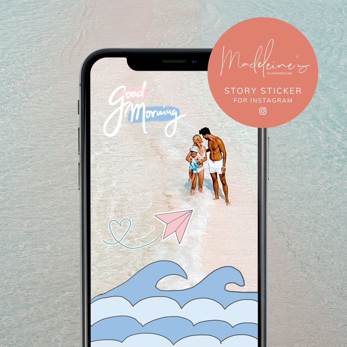 Story Stickers for Instagram by pilotmadeleine - buy now!