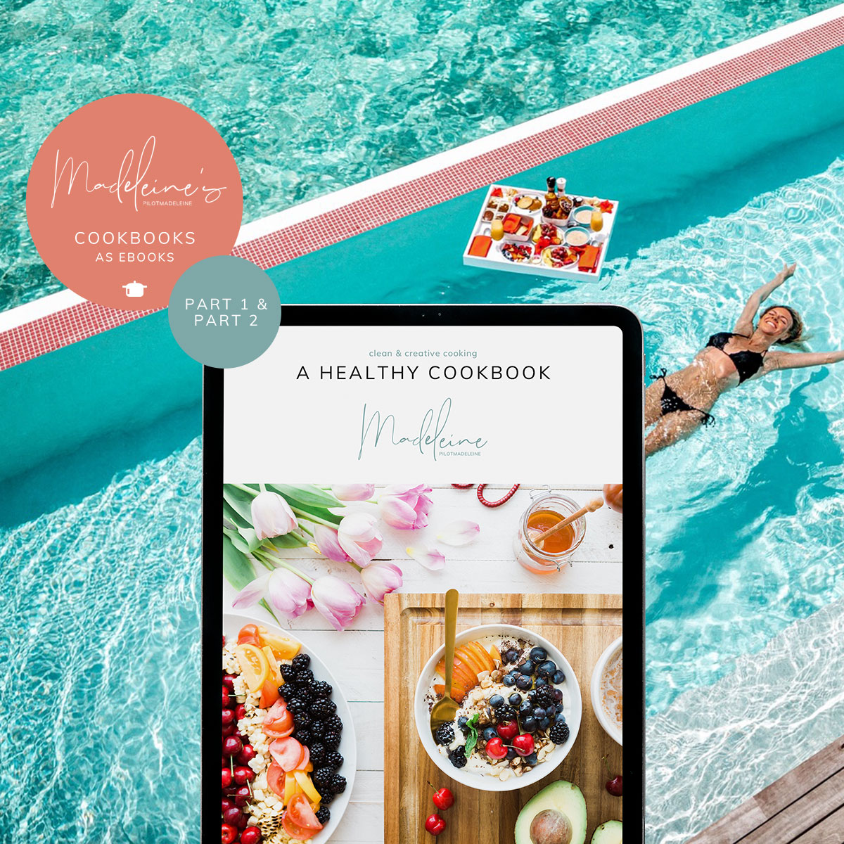 Cooking books by pilotmadeleine - buy now!
